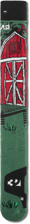 Термо-Носки THIRTYTWO ASY SIGNATURE STEVENS, Green