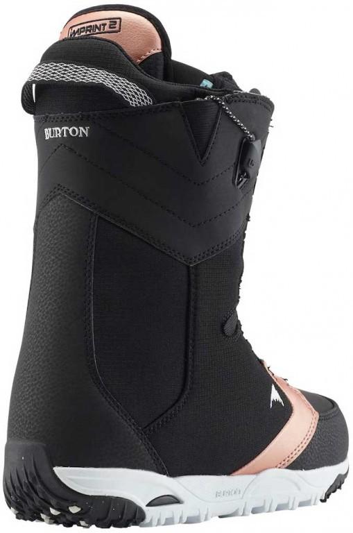 Ботинки для сноуборда BURTON LIMELIGHT 18-19, Black