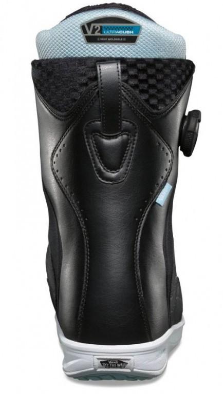 Ботинки для сноуборда VANS ENCORE PRO 18-19, Black Light