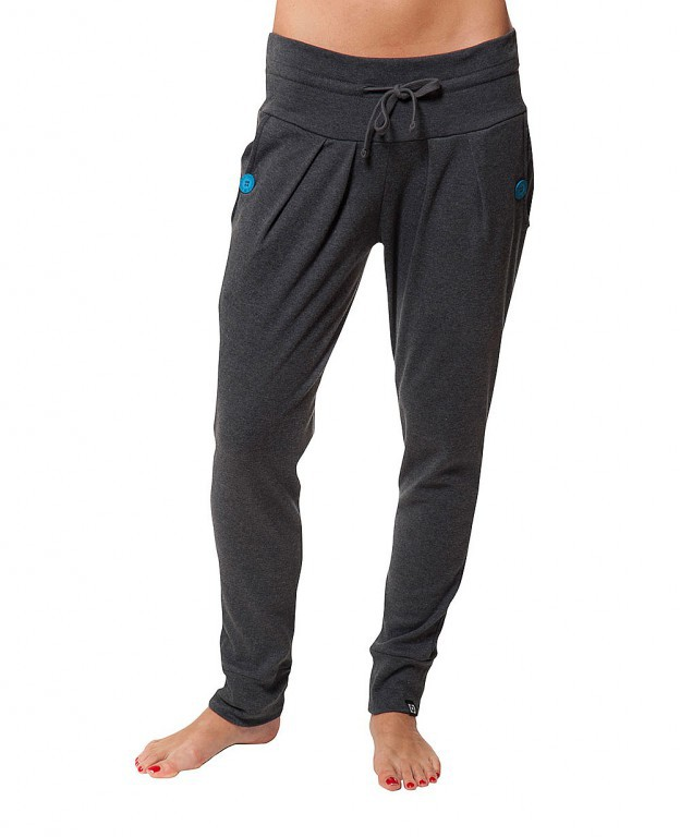 Брюки HF LAZY LONG, Heather Anthracite