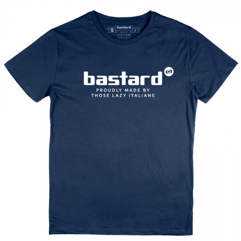 Футболка BASTARD STEADY-T, Star Blue
