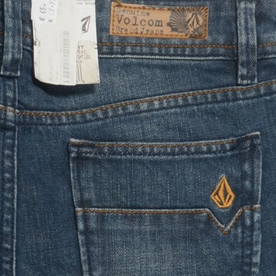 Джинсы VOLCOM USUAL, Navy Denim