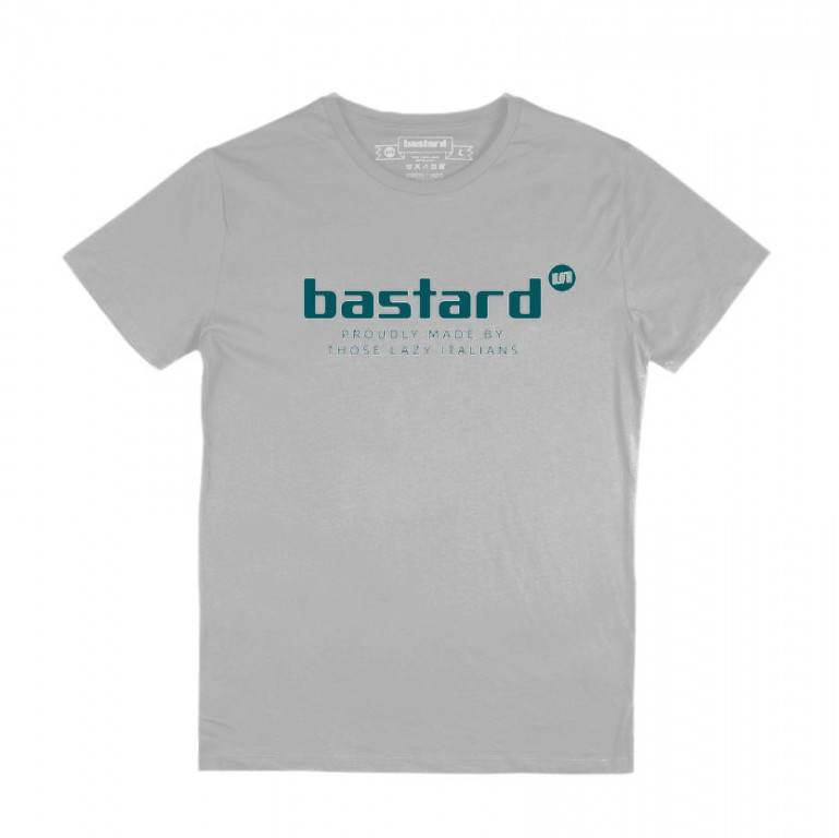 Футболка BASTARD STEADY-T, Heather Grey
