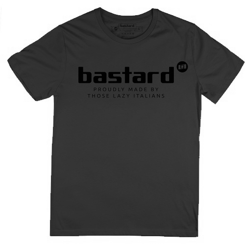 Футболка BASTARD STEADY-T, Anthracite