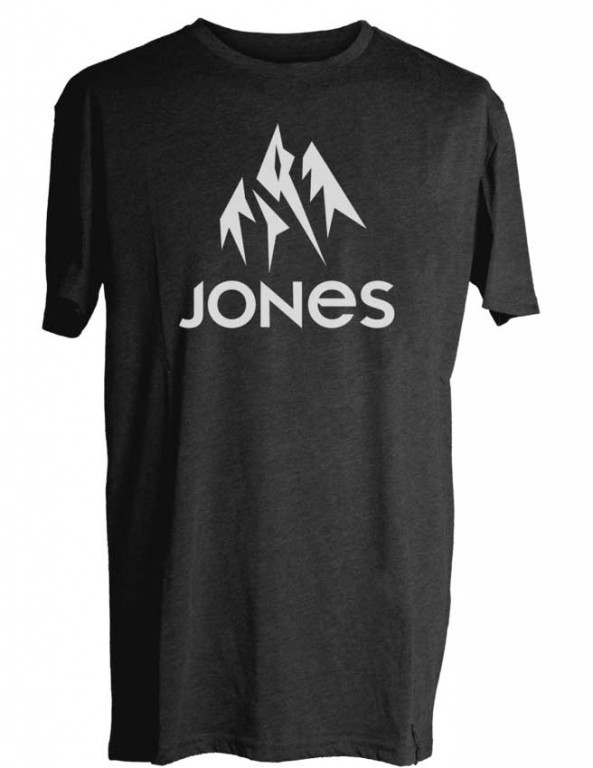 Футболка JONES TRUCKEE, Black
