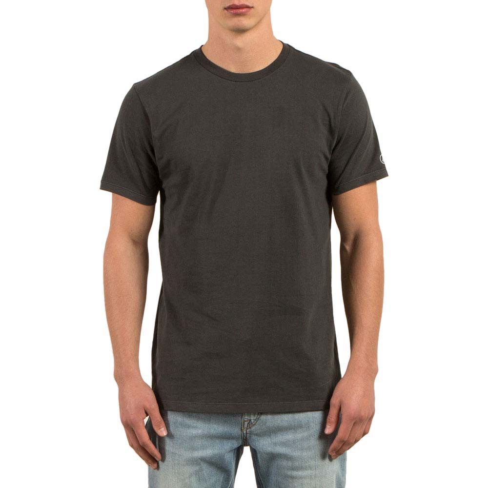 Футболка VOLCOM PALE WASH SOLID SS, Black