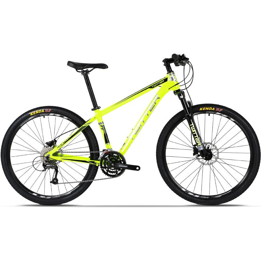 """Велосипед 29"""" TWITTER TW3900XC V2, Желтый"""