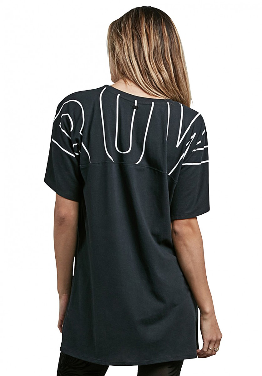 Футболка VOLCOM STONE LUV TUNIC, Black