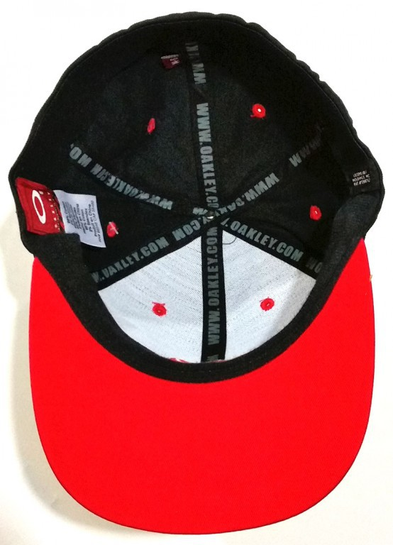 Бейсболка OAKLEY STANDART CAP, Black