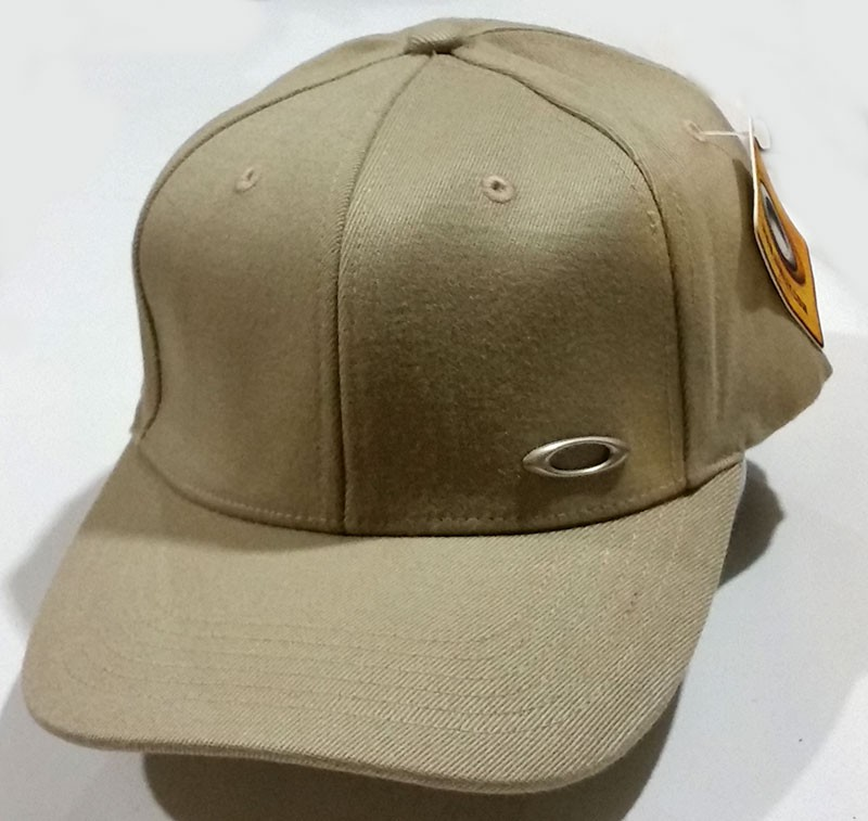Бейсболка OAKLEY WOOL CAP, Caravel