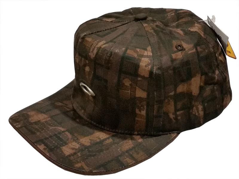 Бейсболка OAKLEY DISTRESSED CAMO CAP, Brown