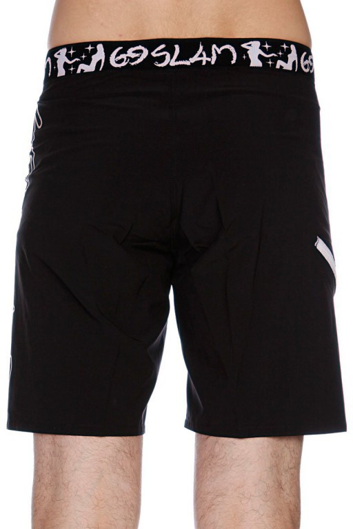 Бордшорты 69 SLAM STRETCH, Black