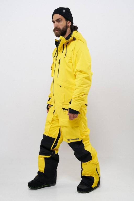 Комбинезон COOL ZONE SNOWMOBILE, Желтый