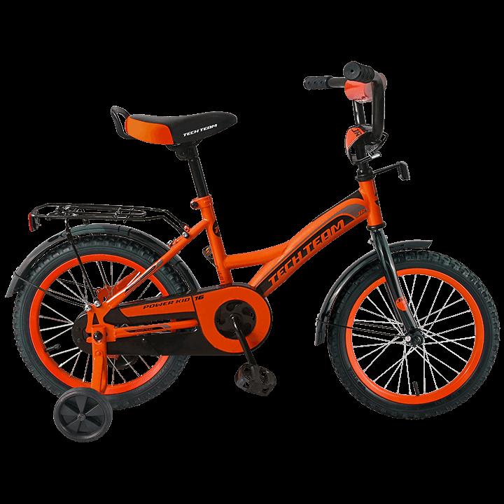 """Велосипед 20"""" TT Рама-135, Оранжевый"""