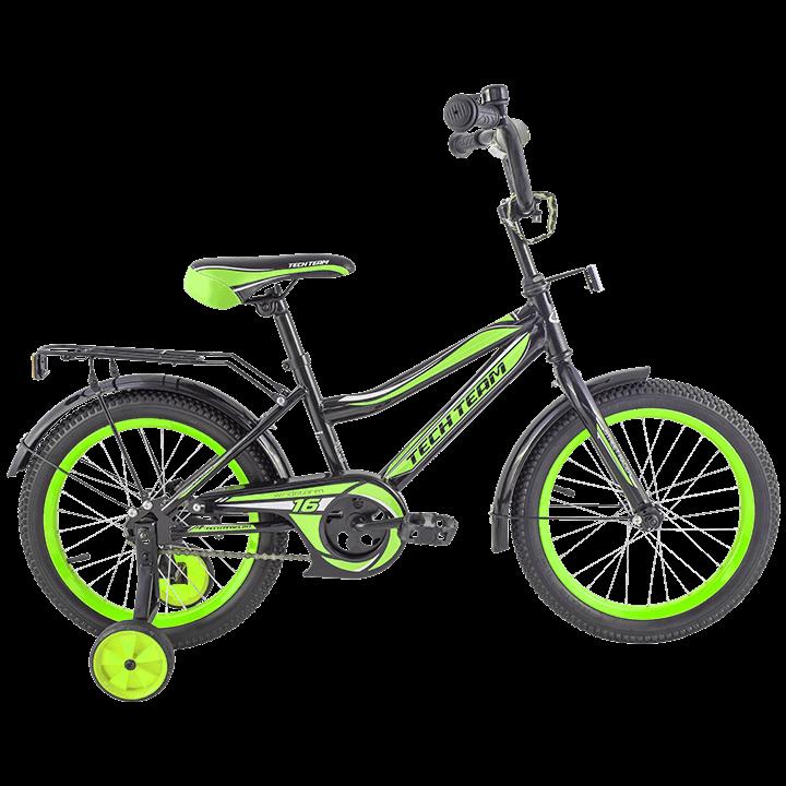 """Велосипед 18"""" TT Рама-136, Лайм"""