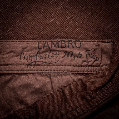 Джинсы BASTARD LAMBRO, Black Coffe