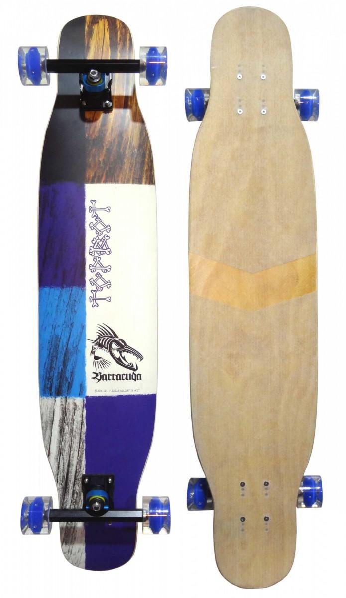 "Лонгборд BARRACUDA TOPBOT BASE, 9.3""x41"" Surf Light"