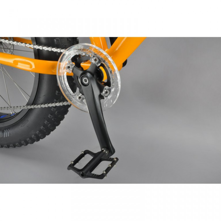 """Велосипед 24"""" INOBIKE TRAVELER BOY, Orange Blue"""