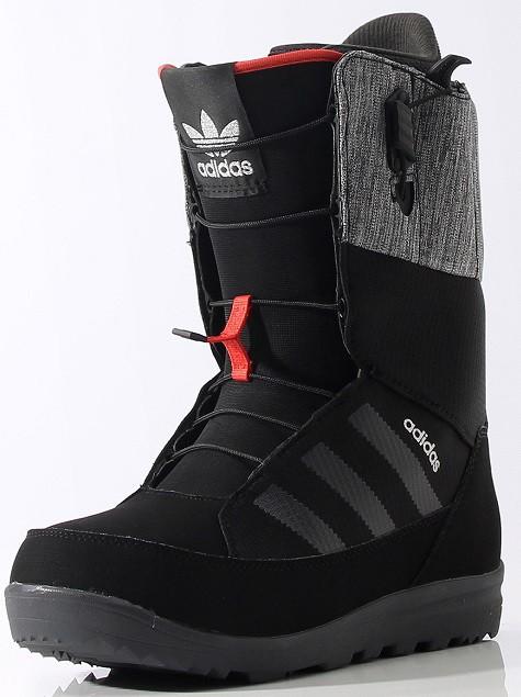 Ботинки для сноуборда ADIDAS MIKA LUMI 15-16, Black