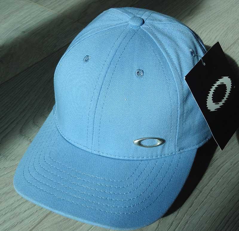 Бейсболка OAKLEY LOW PRO, Blue