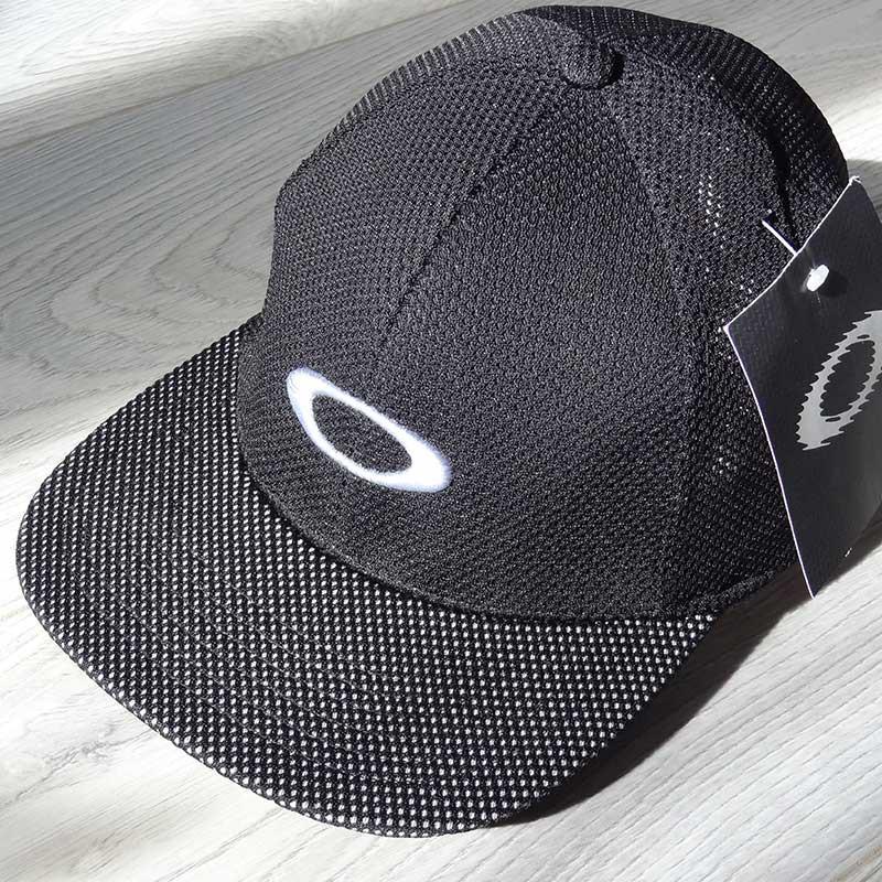 Бейсболка OAKLEY NYLON MESH 2.0, Black