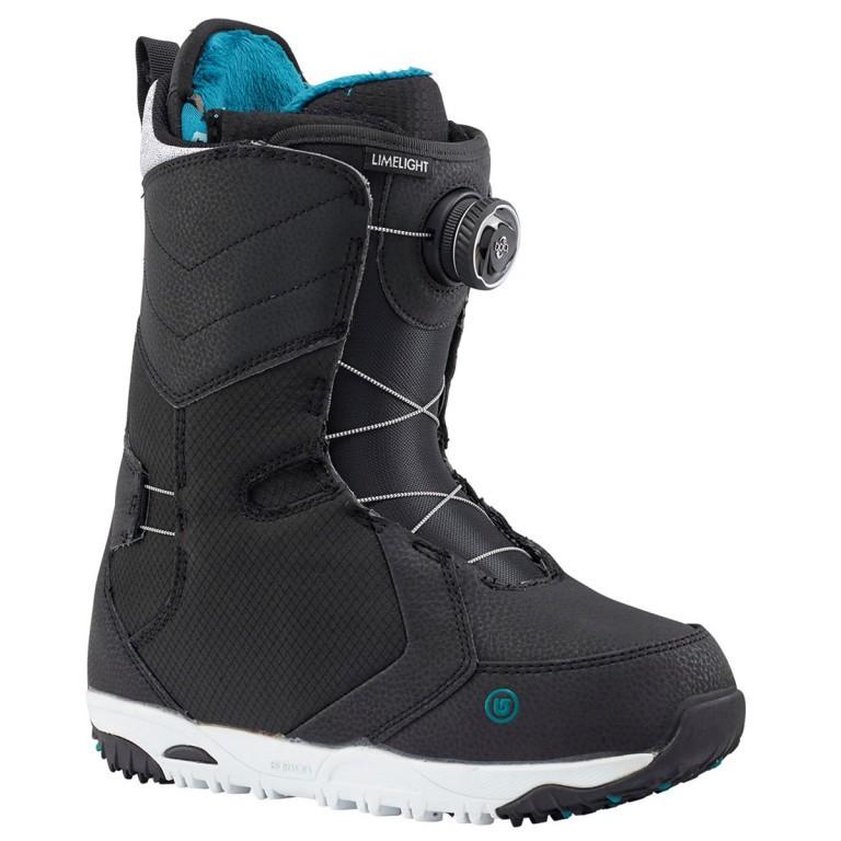 Ботинки для сноуборда BURTON LIMELIGHT BOA 19-20, Lilac Gray