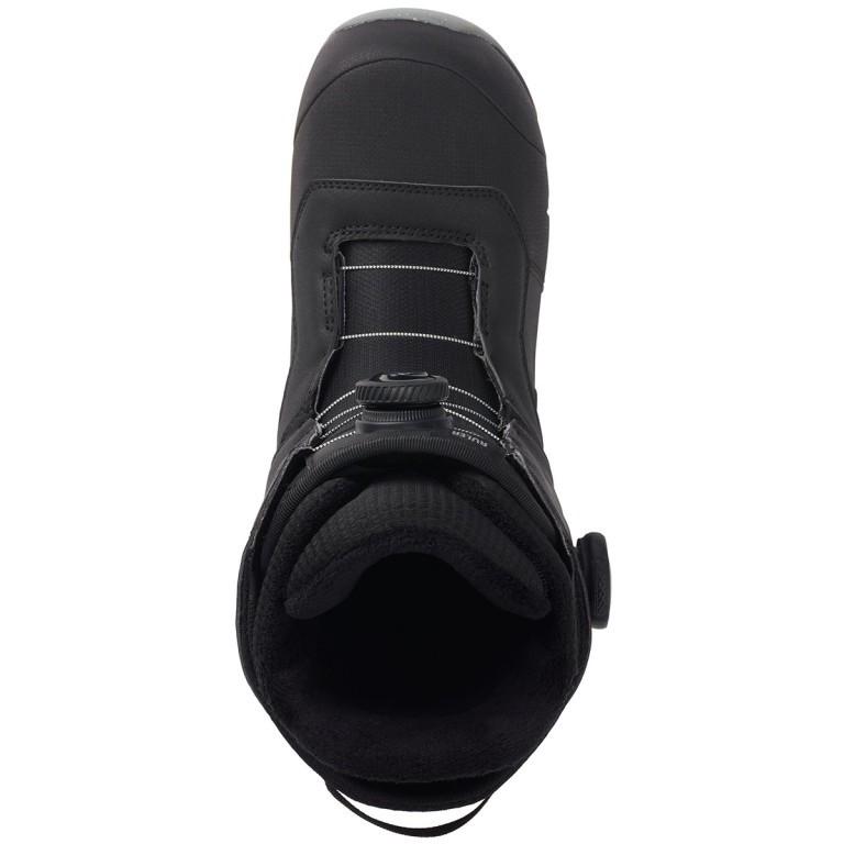 Ботинки для сноуборда BURTON RULER BOA 19-20, Black