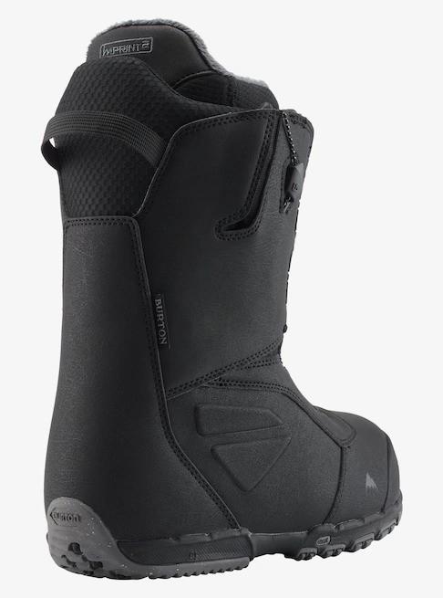 Ботинки для сноуборда BURTON RULER WIDE 19-20, Black