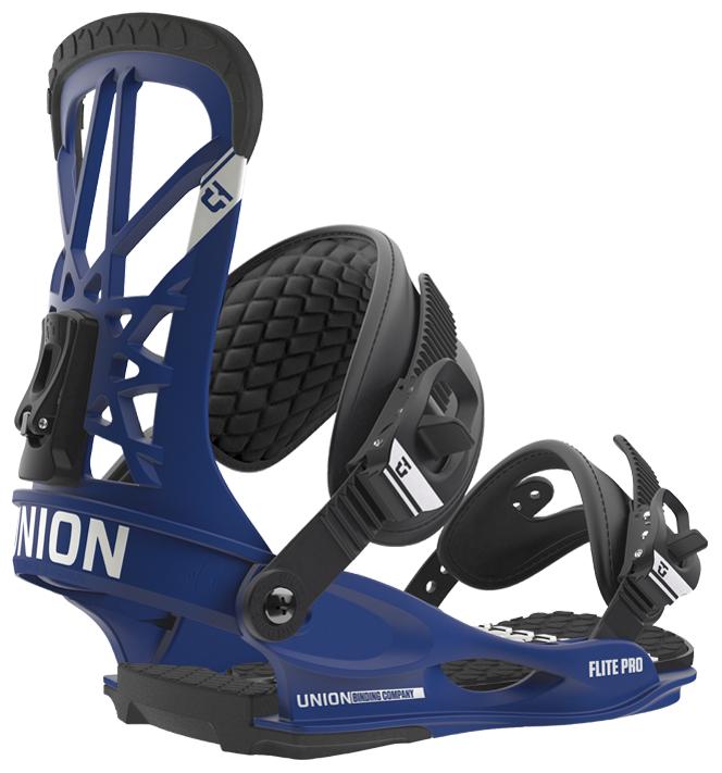 Крепления для сноуборда UNION FLITE PRO 15-16, Blue