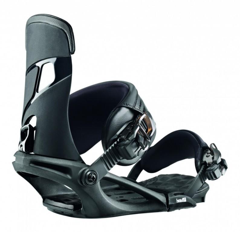 Крепления для сноуборда HEAD NX ONE 16-17, Black