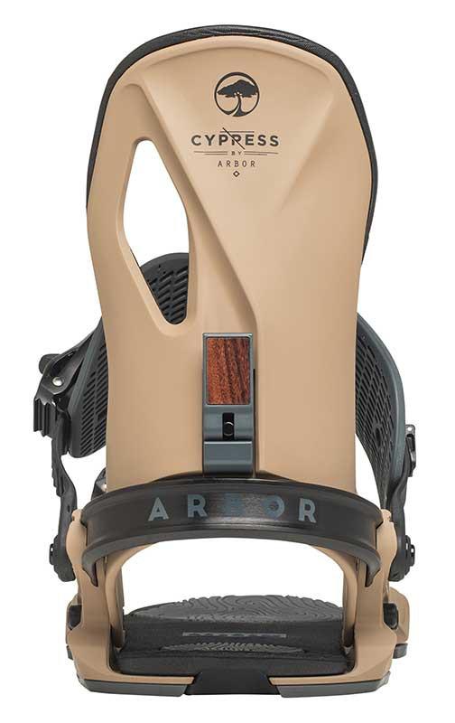 Крепления для сноуборда ARBOR CYPRESS 20-21, Desert