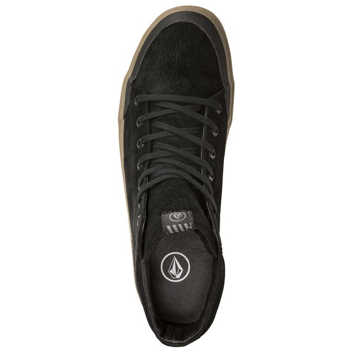 Кеды VOLCOM HI FI LUXE, New Black