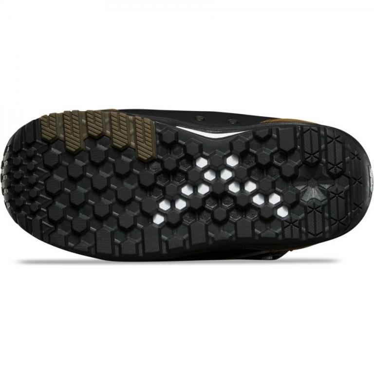 Ботинки для сноуборда VANS INFUSE 19-20, Brown/Black