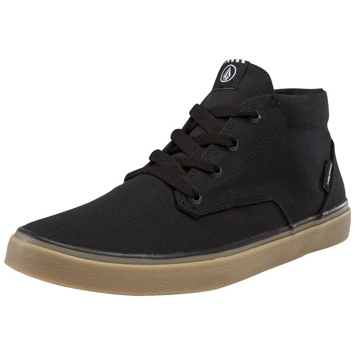Кеды VOLCOM DRAW MID, Black