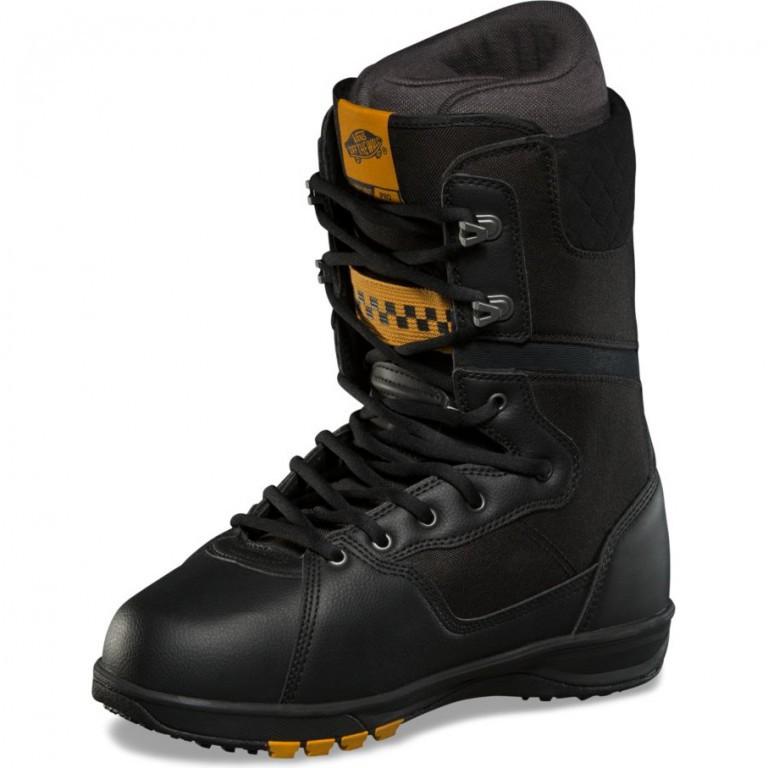 Ботинки для сноуборда VANS IMPLANT PRO 19-20, Black