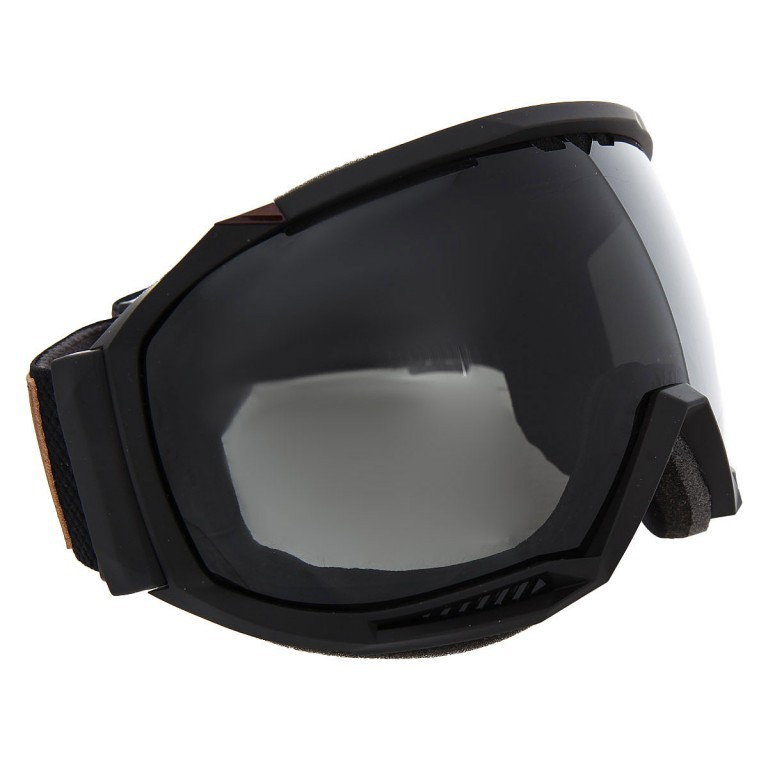 Маска QUIKSILVER HUBBLE, Black / Dark Smoke