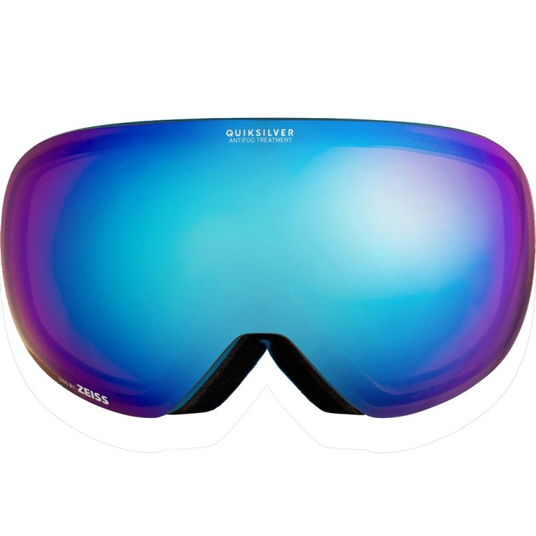 Маска QUIKSILVER QS_R, Lyons Lava / Color Luxe ML Blue