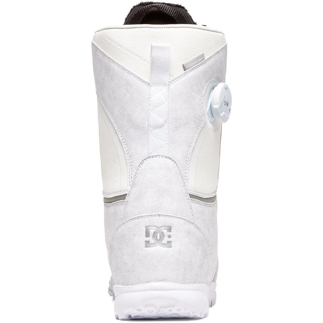 Ботинки для сноуборда DC LOTUS BOA X 19-20, White