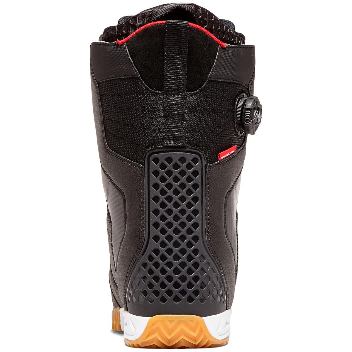 Ботинки для сноуборда DC SHUKSAN M BOA X 19-20, Black