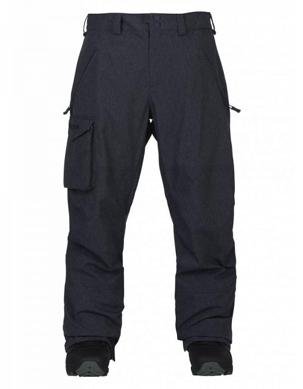 Брюки BURTON MB COVERT INS PT, Denim