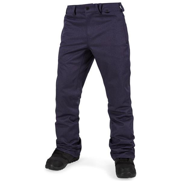 Брюки VOLCOM SOLVER SNOW PNT, Denim