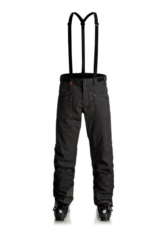 Брюки QUIKSILVER BOUNDRY PLUS, Black
