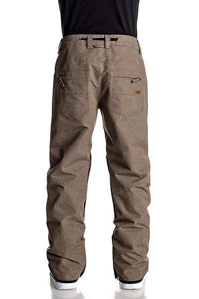 Брюки QUIKSILVER FOREST OAK, Cub