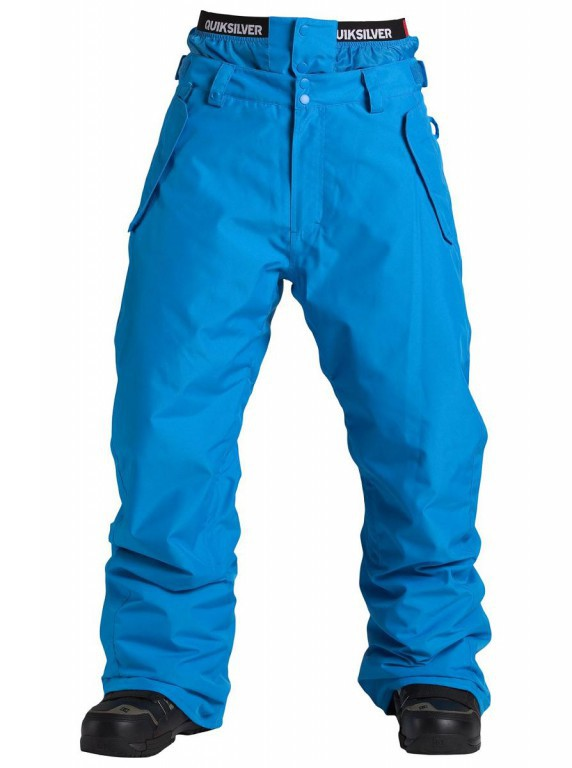 Брюки QUIKSILVER PLAN, Blue