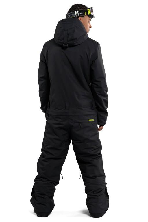 Комбинезон COOL ZONE SNOWMAN KN2143/20, Черный