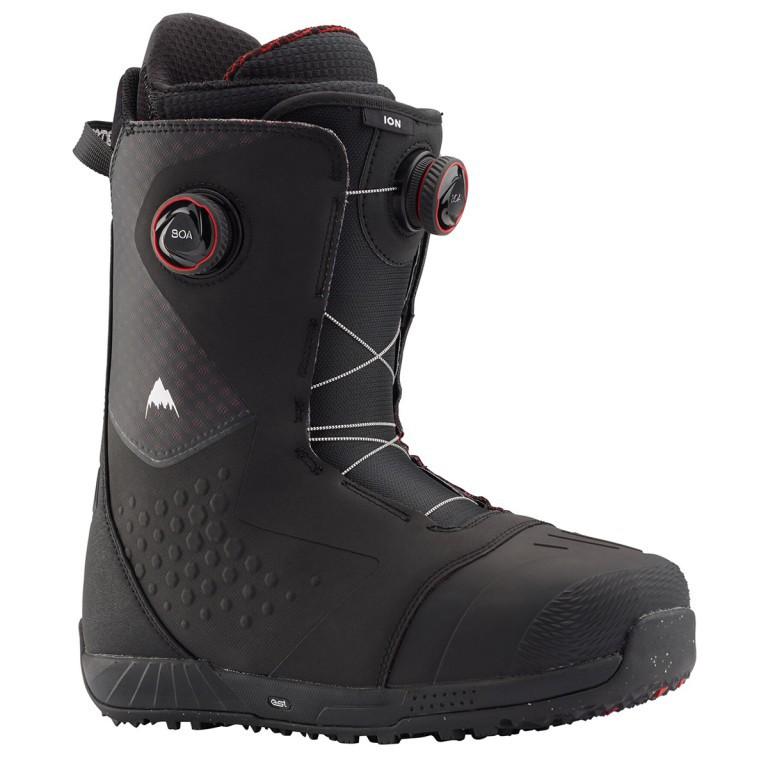 Ботинки для сноуборда BURTON ION BOA 19-20, Black/Red