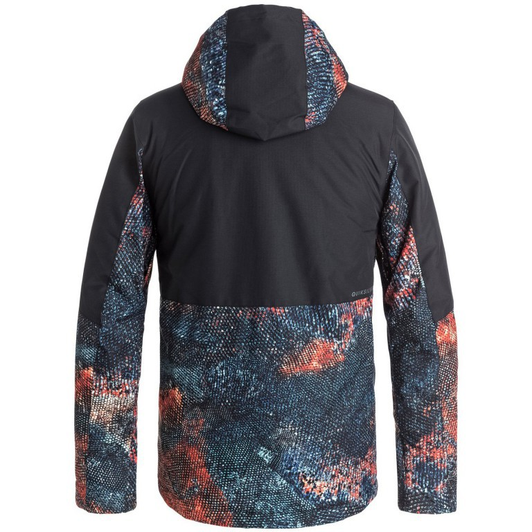 Куртка QUIKSILVER TR AMBITION YOUTH, Marine Iguana Real
