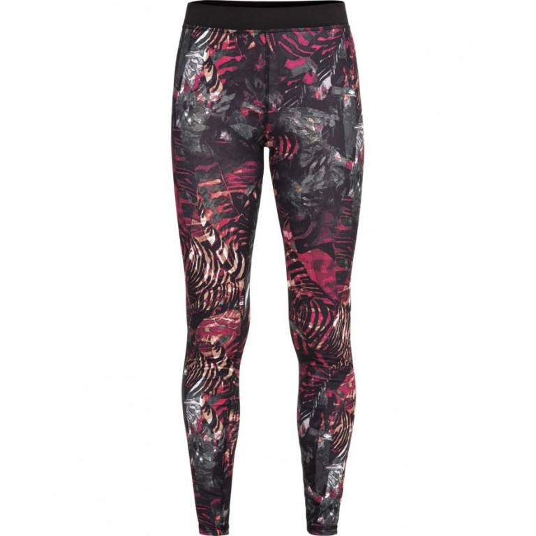 Термобелье ROXY DAYBREAK BOTTOM, True Black_Pop Snow Lines, - низ
