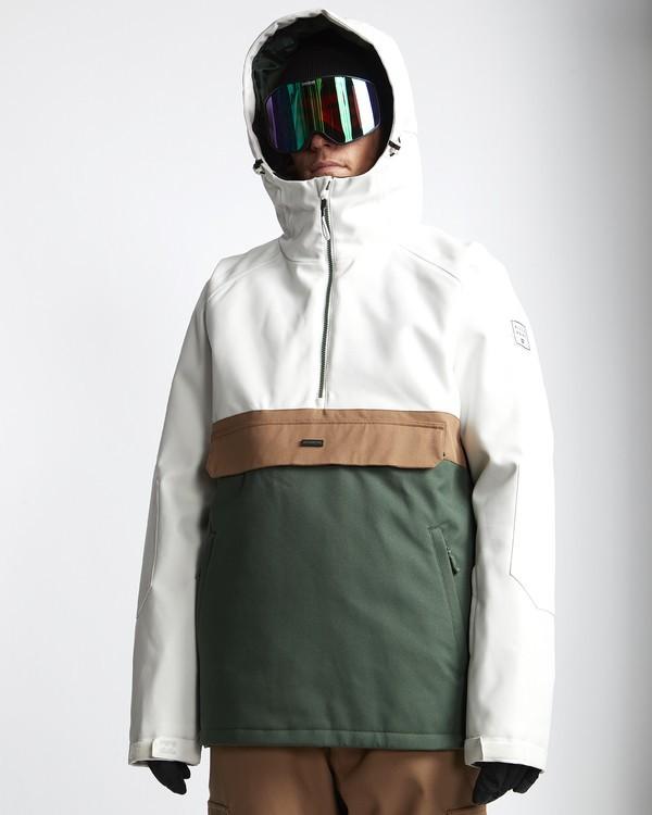 Куртка BILLABONG STALEFISH ANORAK, Forest