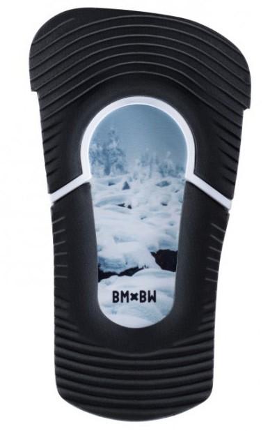 Крепления для сноуборда BENT METAL JOINT 19-20, White